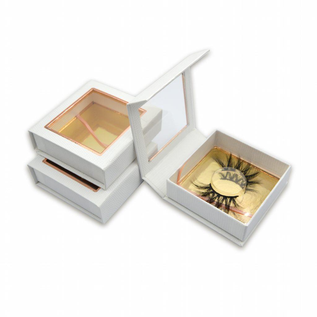 square lash box