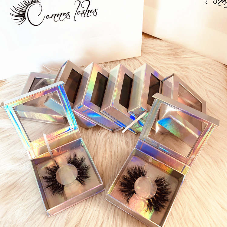 eyelash packaging design