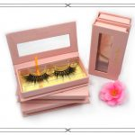 3D Mink Lashes and eyelashes box