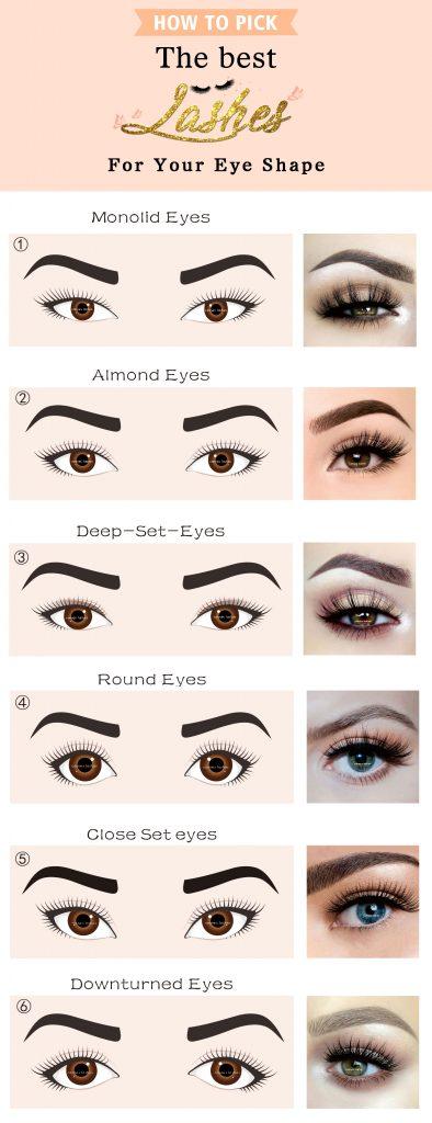 Mink Eyelashes Styles