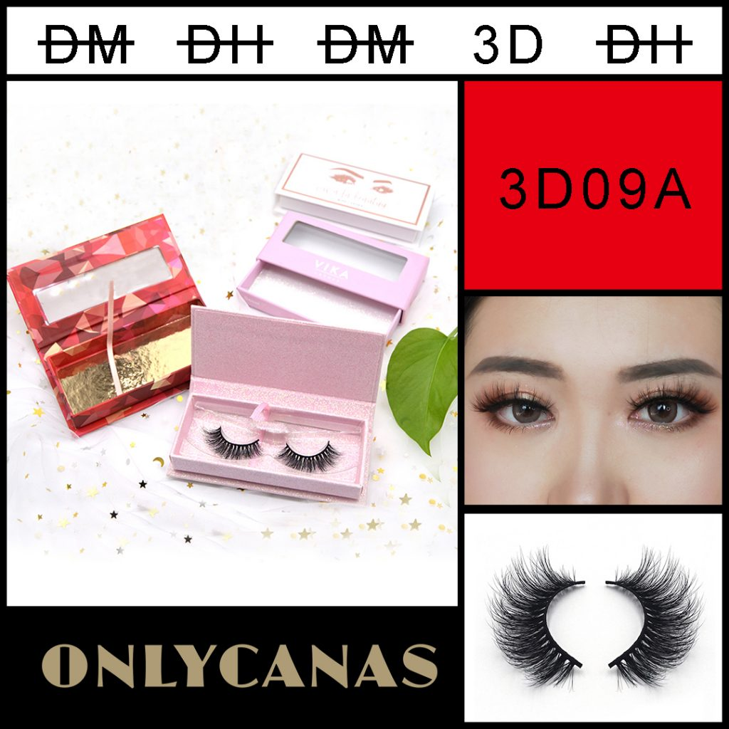3d Mink Lashes Just For You