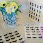 eyelash display box