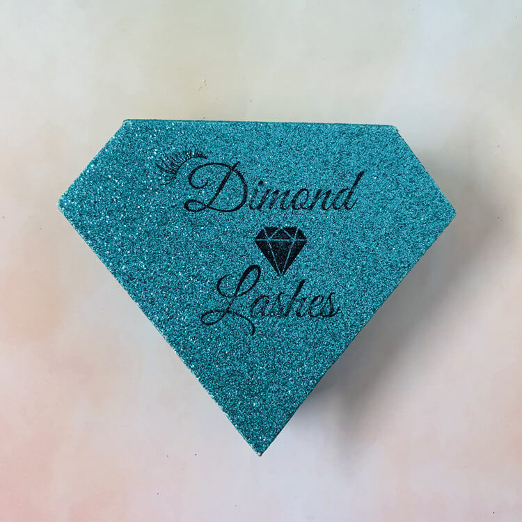 diamond lashes case