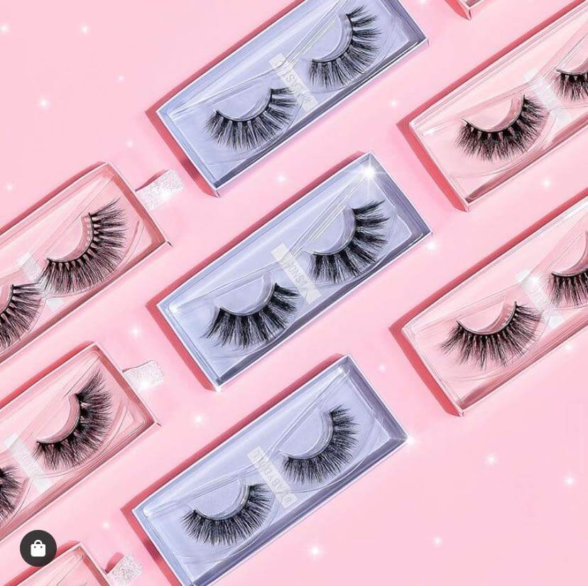 Eyelashes Packaging