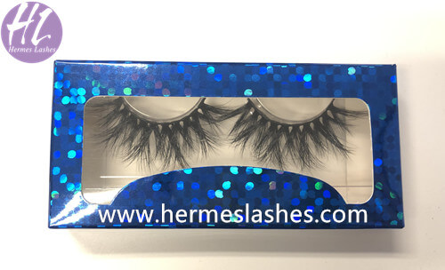 private label paper card eyelash boxes