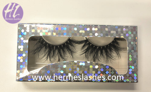 Wholesale paper card lash Box