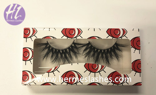 wholesale mink lash boxes