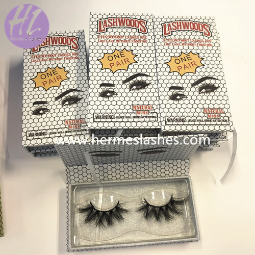White Lash Woods Packaging Boxes