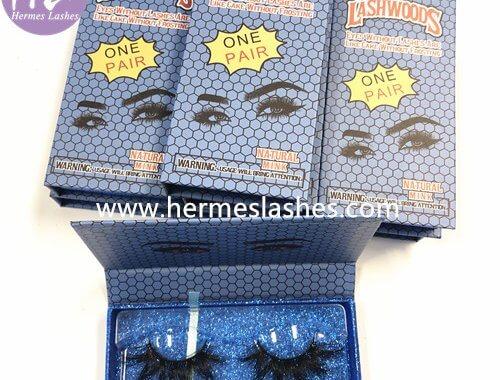 custom lashwoods lashes case