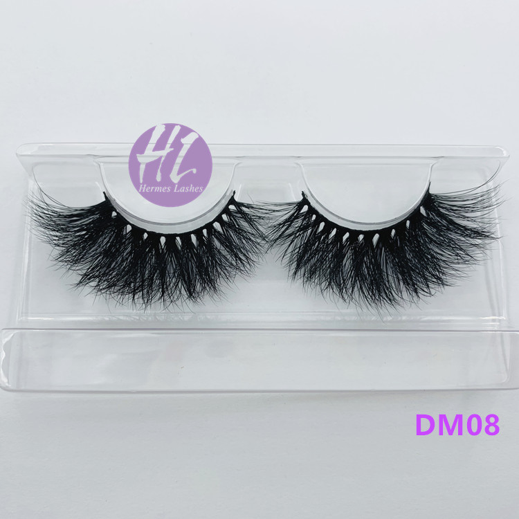 wholesale 20mm mink lashes vendor
