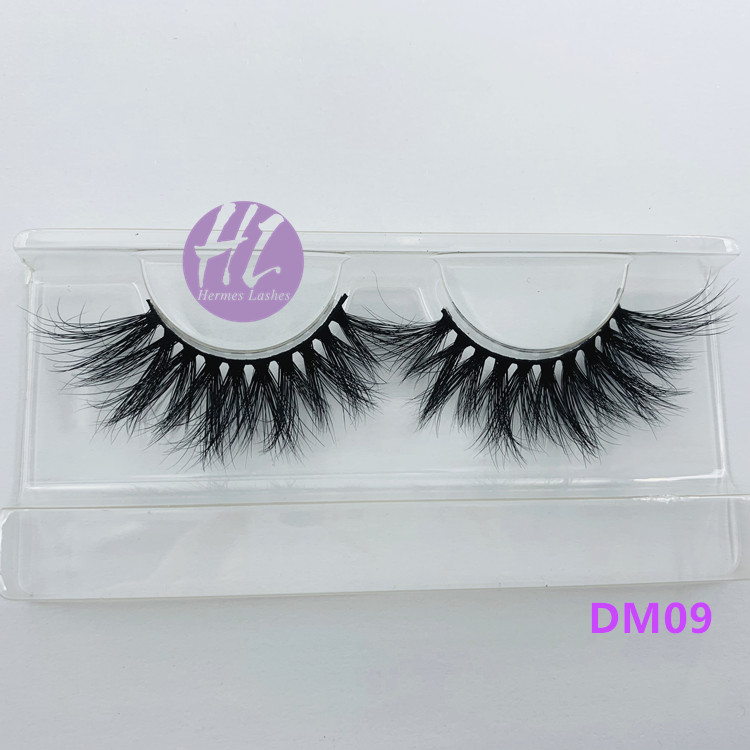 natural 20mm Mink Eyelashes