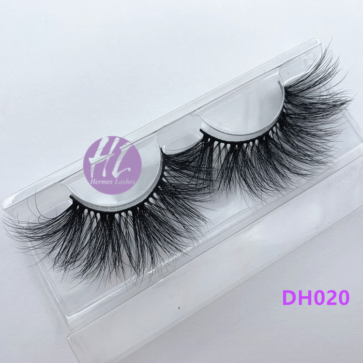 25mm eyelash vendors in china_Best Mink Eyelashes Supplier