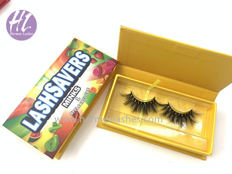 Halloween lashes Packaging Wholesale
