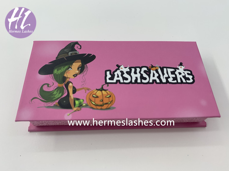 Custom Eyelash Packaging Box Wholesale