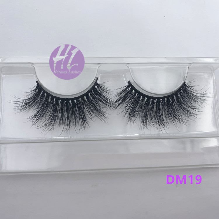 20mm Mink Eyelashes Wholesale