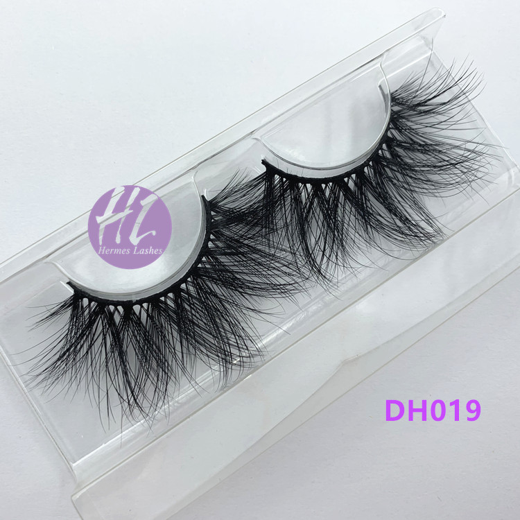 Official Mink Lashes 25mm_Best Mink Eyelashes Supplier