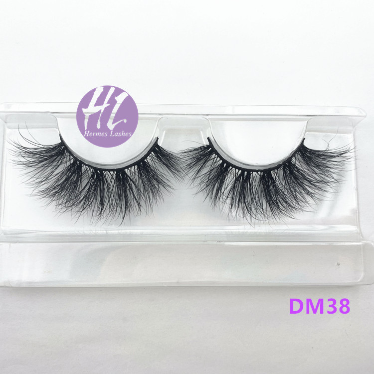 Siberian Mink Strip Lashes