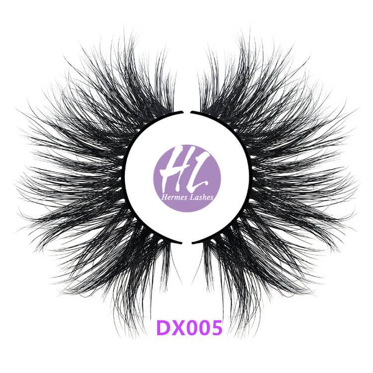 28MM EYELASHES WHOLESALE - DX005