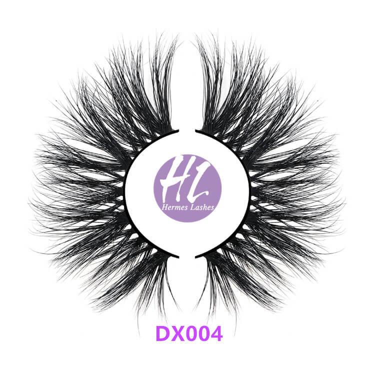 28MM MINK LASHES WHOLESALE - DX004