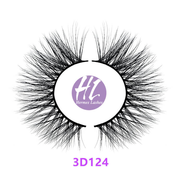 3D mink eyelash vendor
