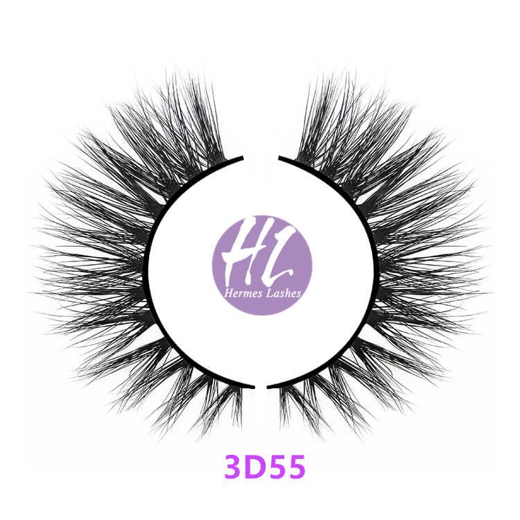 3D Mink Eyelash Manufacturer wholesale mink lashes