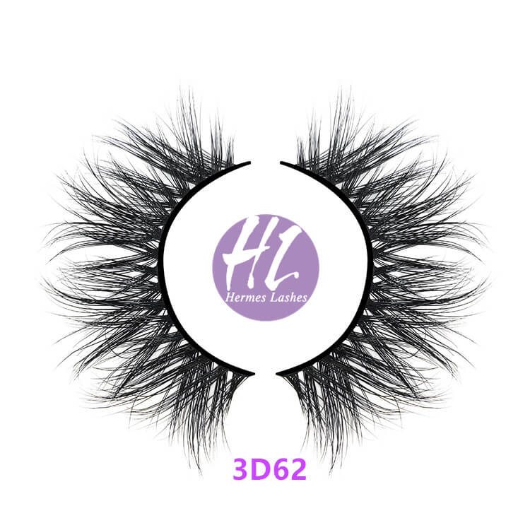 3D Mink Eyelash Manufacturer wholesale mink lashes