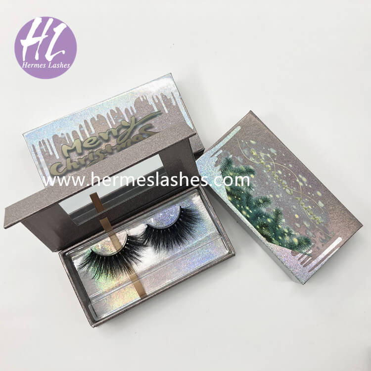 Christmas Lash magnetic Case