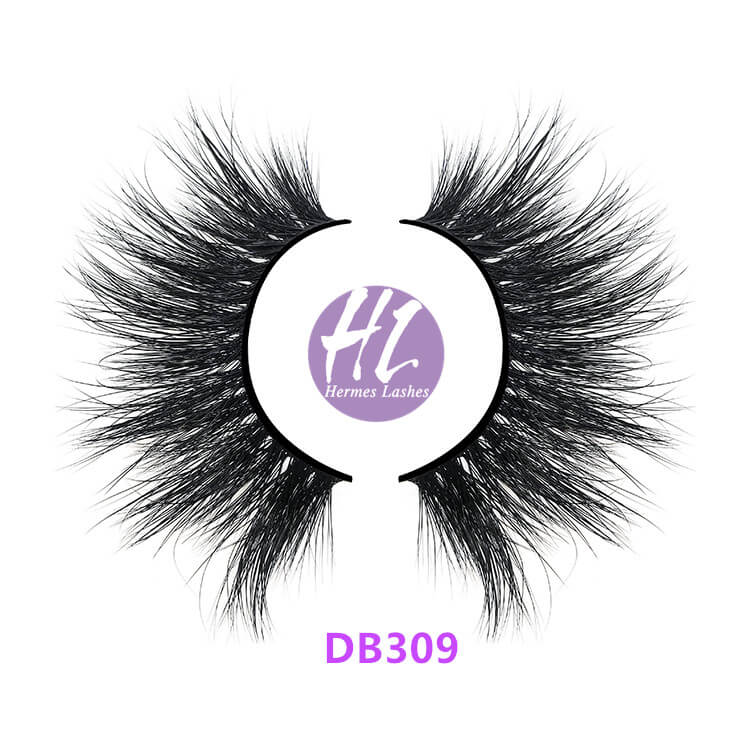 25mm double layered 5D lashes wholesale