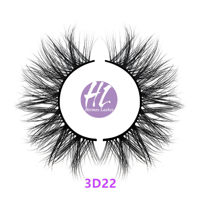 Siberian Mink Strip Lashes Wholesale