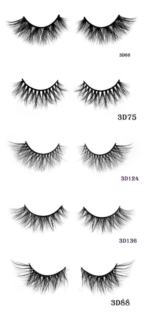 3D mink lash vendor wholesale high quality private label 3d Mink lashes with custom eyelash boxes. We're Best quality 3D Mink Lash Vendor in China.